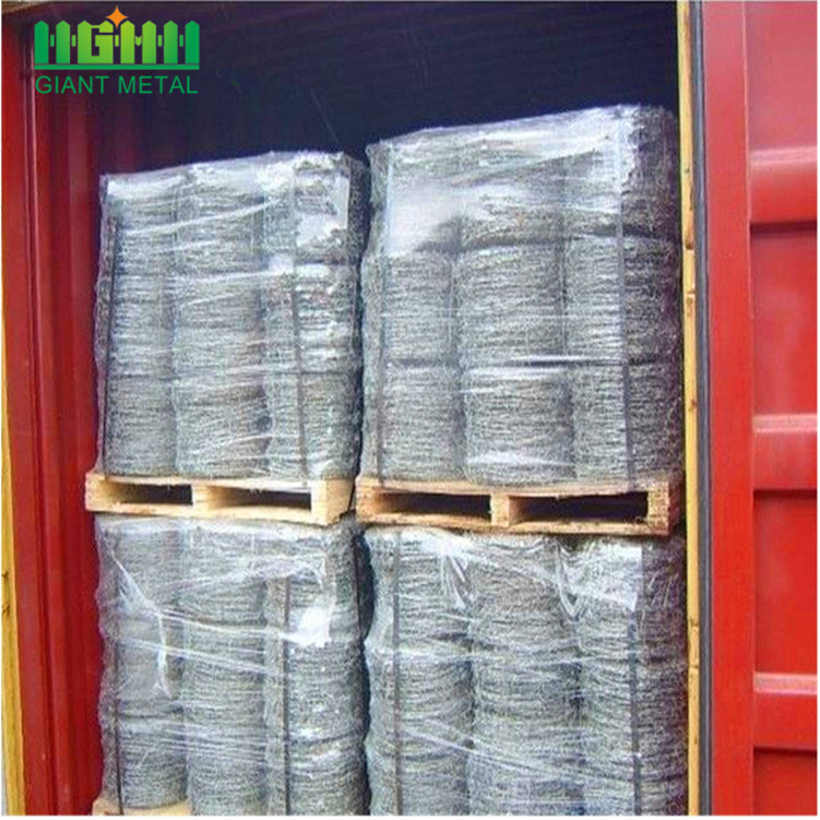 barbed wire fencing wholesale China Manufacturer