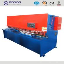 Máquina de esquileo hidráulico acero bobina Hangzhou cizalla para la venta