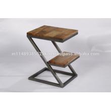 2017 Dernier design Aspect moderne Table d'appoint en bois massif