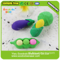 3D Gangnam Style Shaped Eraser Display Box Prezenty Papiernicze
