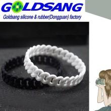 European&American Hot Selling Silicone Bracelet