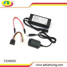 USB 2.0 al conductor del cable del convertidor del SATA y del IDE