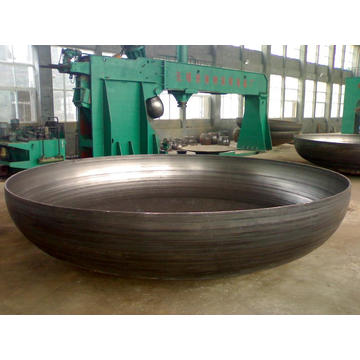 Carbon Steel Pipe Fittings Seamless Caps