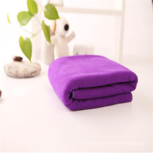 Bamboo microfiber fast drying unique bath towel for hotel