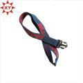 Пряжка из полиэстера с металлической лентой для продажи (XY-mxl080701)