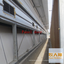Panel Door in Poultry House for Broiler