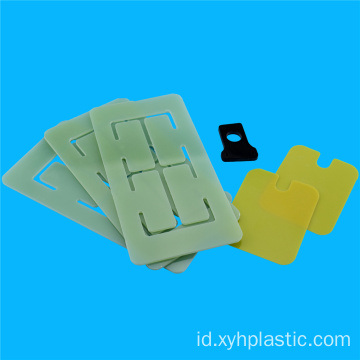 CNC Cutting Epoxy Glass Sheet