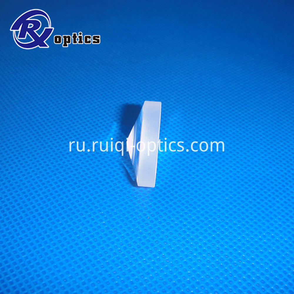 plano convex conical lens