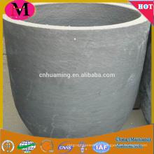 'U' shape crucible for melting aluminum