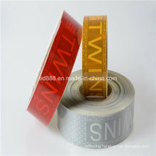 Mirco Prismatic Reflective Tape in Three Colors for Truck