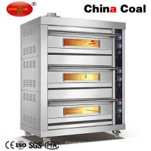 Ym-204q Preis 3 Deck Huhn Gas Ofen