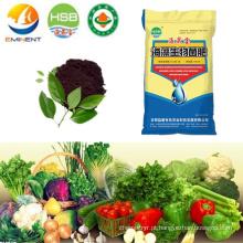 Fabricação de adubo orgânico com aminoácidos para alimentos saudáveis