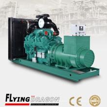 Niedriger Kraftstoffverbrauch 60hz 850KW Dieselgenerator durch Cummins KTA38-G2B