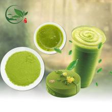 Procurez-vous la poudre de thé vert Matcha pour la crème glacée