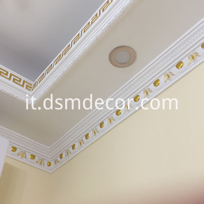 PU Carving Cornice Mouldings