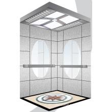 Ascenseur de passager de pièce de machine gravé par miroir d'Aksen J0356