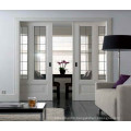 Wooden Glazed sliding drawing room door