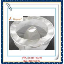 Tissu filtrant en polyéthylène anti-alkali 750bb pour usage industriel
