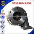 TO4E turbocharger 2674A080 turbocharger for perkins