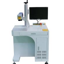 CO2/fiber laser marking machine and portable laser marking machine 20 30 50w  for metal 3D MOPA clour