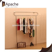 Antique Metal Clothing Display Stand for 2015