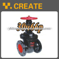 Russia Gost Cast iron gate valves