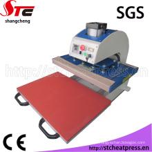 Certificado do CE pneumático Dye Sublimation t-shirt máquina de impressão de desenho