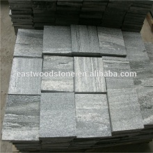 Popular granite stone cube for ourdoor