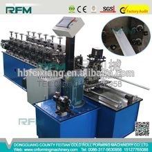 Máquina de formação de rolos de ferro de ângulo de feixiang