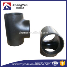 ASTM A234 wpb pipe fitting tee for oil and gas fittings