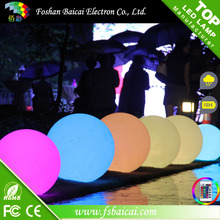 Floating LED Pool Balls
