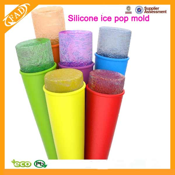 Cool Silicone Popsicle Mold