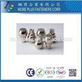 Taiwan Edelstahl Schulter Niet 2mm Nieten Tubular Nieten für Leder