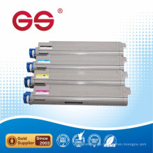 Impresora compatible Cartucho de tóner de color para OKI C9600 9800