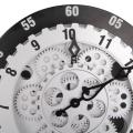 12 Inch Metal Gear Ring Clock