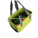 100% waterproof hot sell fishing handle bucket for outdoor