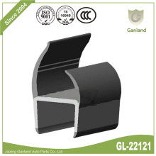 Co-Extruded C Shape Rigid PVC Door Sealing Strip