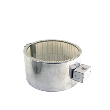 Calentador de cerámica de barril de tornillo extrusor para máquina de plástico