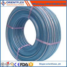 China Hersteller Versorgung PVC-Faser verstärktem Wasserschlauch