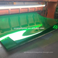 Transparent Color PVC Rigid Sheet for Clock Face Printing