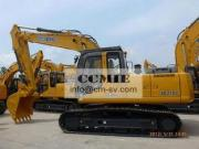 Hydraulic Earthmoving Construction Machinery with Advanced