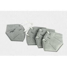 Camada de 5 camadas do respirador de máscara facial KN95