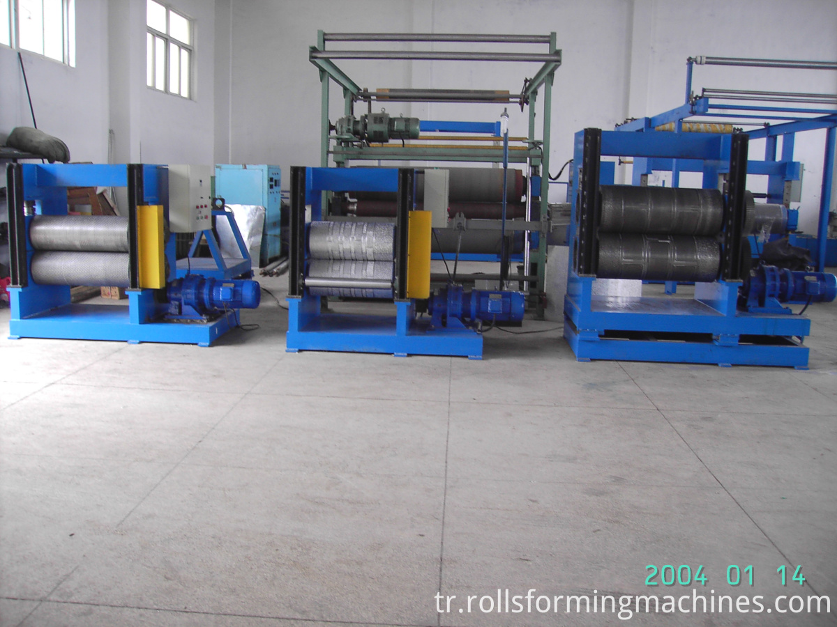 Metal Embossing Machine