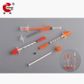 Where to Buy Disposable Insulin Syringe with Needle