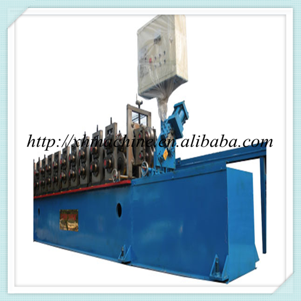 Metal Omega Profile Stud And Track Roll Forming Machine
