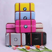 Muli-color PC water-proof beauty case for gift