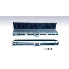 округлые алюминиевый корпус винтовки с пеной внутри из Китая производителя хорошего качества