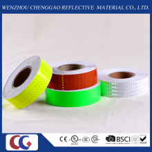 Honeycomb Type Self Adhesive Film Reflective Tape Roll Sticker (C3500-O)