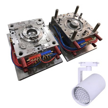 china dongguan custom precision electronical LED shell mold plastic cover mould injection molding