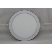 9W AC95-240V blanco LED luz del panel redondo